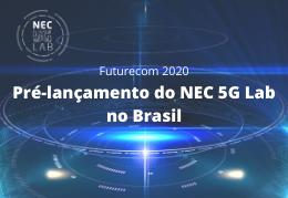NEC no Futurecom 2020