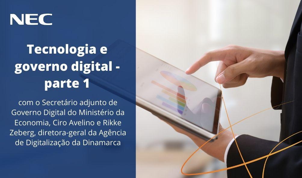 Tecnologia e Governo Digital- Parte I