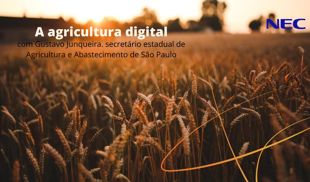 a agricultura digital