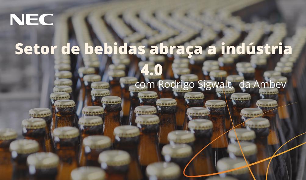 setor de bebidas abraça a indústria 4.0