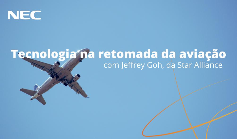 Tecnologia na retomada da aviação