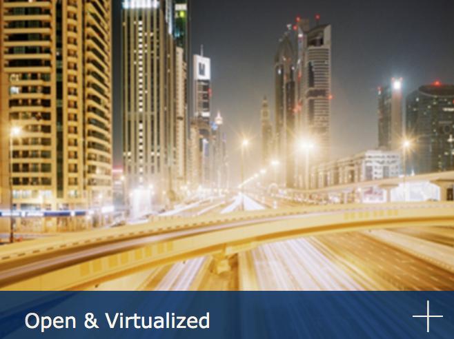 Open & Virtualized