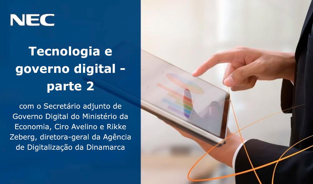 Tecnologia e Governo Digital- Parte II